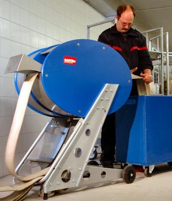 Schlauchwaschmaschine Mondiale Barth Feuerwehrtechnik In Fellbach